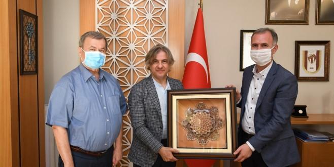 Bakan Yardımcısı Demircan'dan İnegöl'e Sürpriz Ziyaret